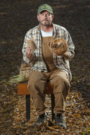 Ancestral arts expert Wade Myslivy hosts basketry workshops using local plant materials. He goes on foraging walks to collect natural materials which he then uses to create functional baskets and woven art. Wade is self-trained in a number of ancestral arts including cordage and primitive textile arts, basketry, bowery, hide tanning, and tool construction.
