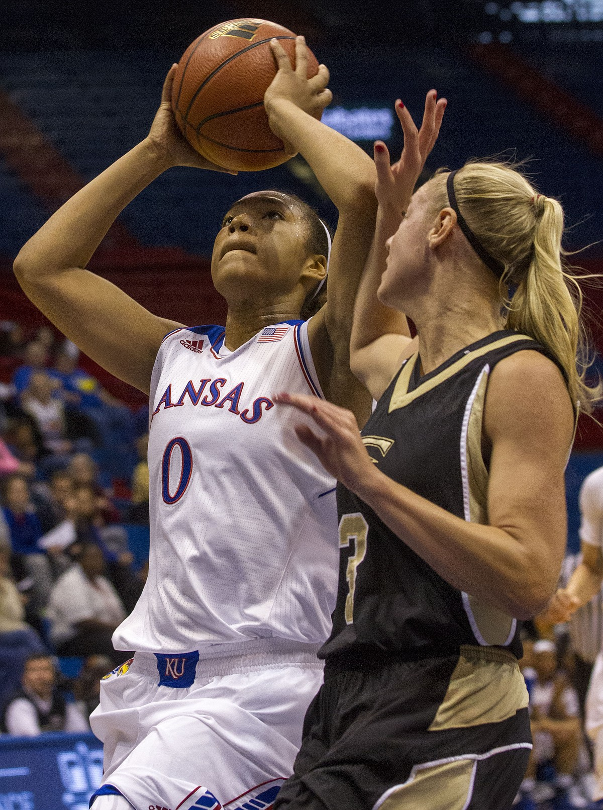 Kansas Women's Basketball vs. Emporia State (exhibition ...