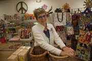 Cindy Luxem and her husband, Tom, have opened Cindy's Simple Life, a funky general store, at 16 E. 8th St. in Lawrence. Cindy's Simple Life features everyday items from lava lamps to CubeBots.