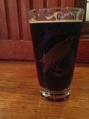 Black Snake pour at Free State Brewing Company, 636 Massachusetts St.