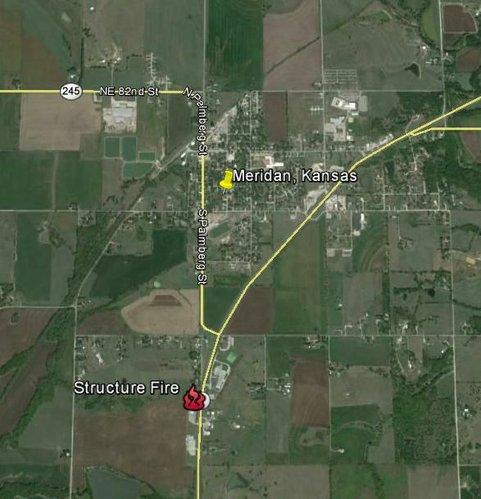 Google Earth image of the area.