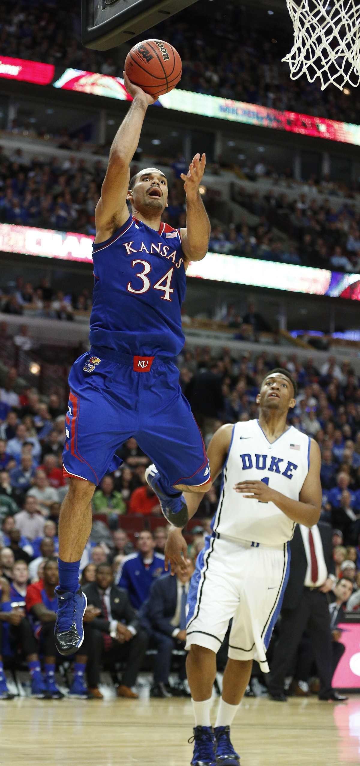 Gallery photo | KUsports.com Jabari Parker Shooting Form