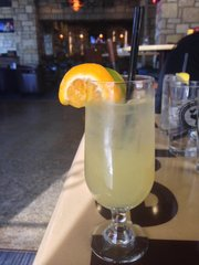 Blood Orange Margarita at Bird Dog Bar at the Oread, 1200 Oread Ave.