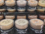 bareMinerals foundation at Eccentricity too, 716 Massachusetts St, the only store in Lawrence to offer this natural line of makeup.