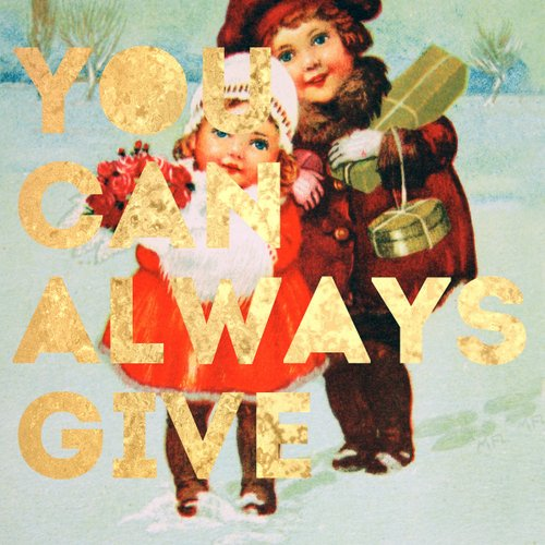 "Sam Billen's latest Christmas album, ""You Can Always Give,"" features a variety of Lawrence musicians. Cover art via sambillen.bandcamp.com."