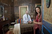 Andrew Claypool and Autumn Magiera are owners of Elevate, a full-service holistic treatment center that specializes in reiki.