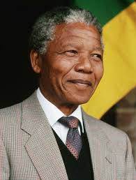 image Nelson Mandela online