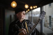 "Lawrence musician Billy Ebeling says he hasn&squot;t ""had a real job since 1985""."