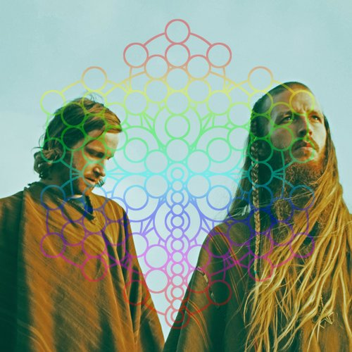 Evan Mast and Justin Roelofs will be releasing a new album this year under the name ABUELA. Photo by Neil Krug.