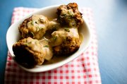 Swedish meatballs are a perfect Super Bowl snack. They're bite-sized and keep well over the course of the game.