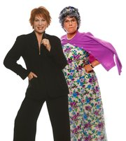 """Vicki Lawrence and Mama: A Two-Woman"" will be at The Oread, 1200 Oread Ave., on Feb. 14 at 8:30 p.m."