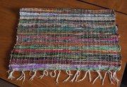 Floor mat, $19.95, at Earthbound Trading Co., 916 Massachusetts St.