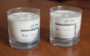 Bazil Essentials Candles, $19.50, at Essential Goods, 825 Massachusetts St.