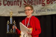 Ethan Perrins, a Southwest Middle School student, won the Douglas County Spelling Bee in February and is competing at the national bee in Washington, D.C.