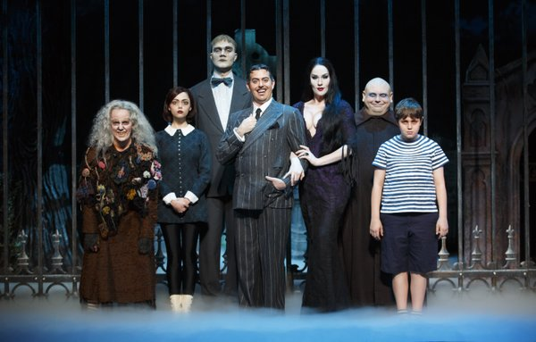 The Addams Family at the Lied Center