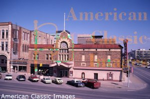 Dickenson Theater, Topeka, Kansas, February  1984