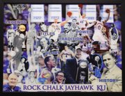 Legacy of KU basketball 3-D art, Jock's Nitch, 837 Massachusetts.