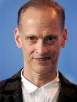 John Waters, a high-profile and provocative filmmaker and writer.