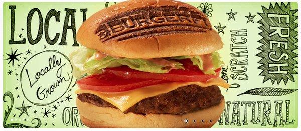 A screenshot from the BurgerFi website, burgerfi.com.