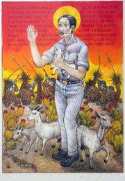 Art for Social Change: Luis Jimenez: The Good Shepherd