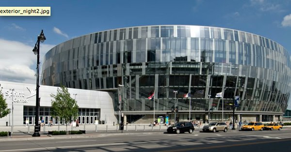 Sprint Center, in Kansas City, Mo., site of this weekend's Big 12 Tournament.