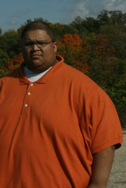 Robert Walls, of Lawrence, weighed as much as 960 pounds prior to weight loss surgery in 2008.