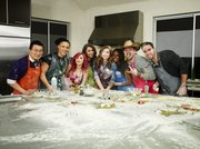 "In this ""The Real World"" meets ""MasterChef"" MTV docu-series, eight students with no formal culinary training learn cooking skills from three of the country's best chefs while sharing a pressurized living situation under the same roof."