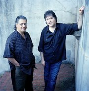 Bela Fleck and Chick Correa will be at the Kauffman Center on April 6.