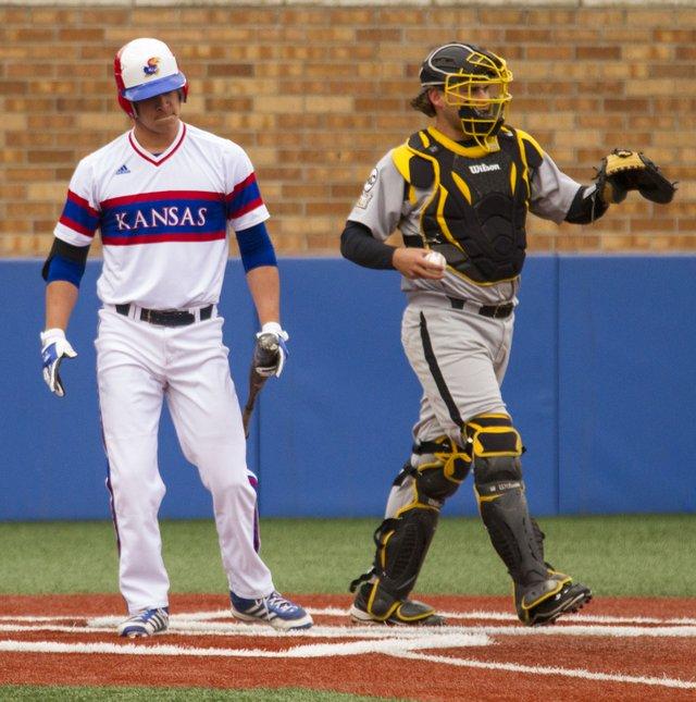 Kansas Baseball Uniform Analysis - Rock Chalk Talk,NBAJERSEYS_NDIIZFO291,