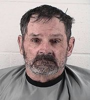 In this photo provided by the Johnson County, Kan., Sheriff is Frazier Glenn Cross, a 73-year-old Vietnam War veteran from southwest Missouri, founder of the Carolina Knights of the Ku Klux Klan in his native North Carolina and later the White Patriot Party. Authorities said Tuesday, April 15, 2014 that Cross has been charged with one count of capital murder for the deaths of 14-year-old boy and his grandfather outside the Jewish Community Center of Greater Kansas City on Sunday. He also faces one count of first-degree, premeditated murder for the death of a woman who was gunned down while visiting her mother at a nearby retirement complex.