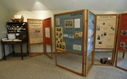 A new addition at the Wakarusa Valley Heritage Museum carries historical information about the Clinton Lake towns before the flooding and also the area's ties to the Underground Railroad.