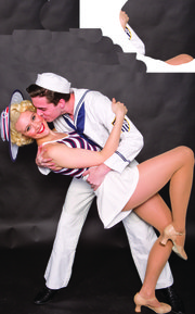 """Anything Goes,"" will be at the Lied Center at 7:30 p.m. Tuesday, Oct. 28."