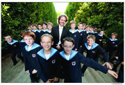 The Vienna Boys Choir comes to the Lied Center Sunday, Nov. 2 at 2 p.m.