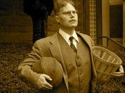Connect with the life and times of basketball creator James Naismith tonight at the Adams Alumni Center, where his artifacts will be on display.