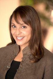 "Natasha Trethewey is the U.S. poet laureate and author of the Pulitzer Prize-winning book of poetry ""Native Guard."" She will speak at the Hall Center March 3, 2015. Photo by Joel Benjamin."