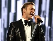 Justin Timberlake will perform at the Sprint Center on July 30 and 31