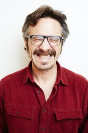 Marc Maron will kick off the Free State Festival on June 24.