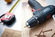 When choosing the right drill for your needs, a bigger, higher-voltage drill is not always better. For most home projects, a 9- or 12-volt drill will work best.