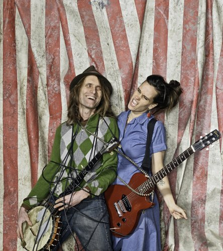 """Photo by Jason Dailey: Truckstop Honeymoon will play from latest album """"The Madness of Happiness"""" at The Replay in a matinee show starting at 6 p.m. this Sunday."""