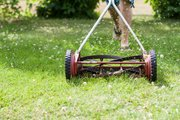 Choose a reel mower for a healthier lawn and a healthier environment.