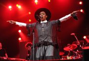 Singer Lauryn Hill will perform at 8 p.m. Monday at the Uptown Theater.