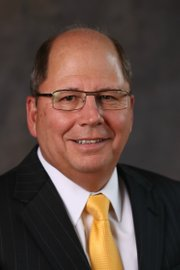 Gene Meyer is President and Chief Executive Officer of Lawrence Memorial Hospital.