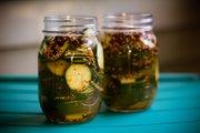 Basic refrigerator pickles
