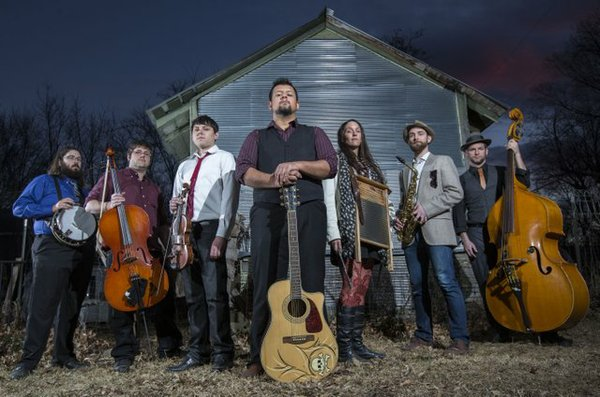 Cowgirl's Train Set recently returned from their Colorado tour, and will perform at The Bottleneck this Friday night with Dr. Cotton and Deep Fried Squirrel.