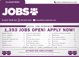 Job Openings week of July 27.