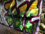 """""""TWC"""" or """"The Wrong Crowd"""" piece by Mbur and Guber."""