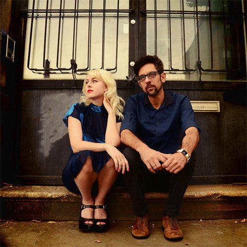 Sleepy Kitty is an art-punk duo from St. Louis made up of Paige Brubeck and Evan Sult. They will play Replay Lounge, 946 Massachusetts St., on Saturday night.