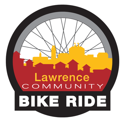 Lawrence's first fall Community Bike Ride is Saturday, Sept. 20. Uploaded