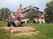 Kappa Sigma fraternity at 1045 Emery Road on Wednesday, Oct. 1, 2014.