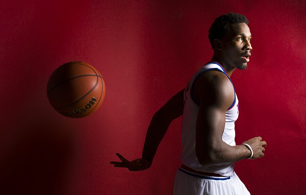 Kansas guard Wayne Selden Jr.